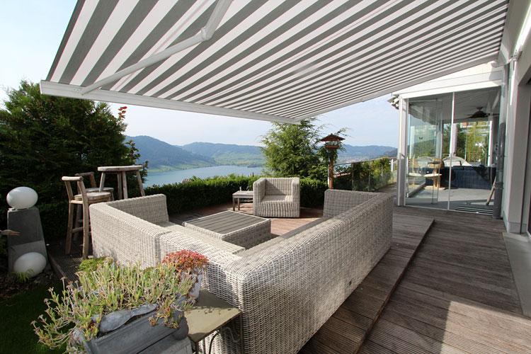 Referenzobjekte securfina immobilien ober geri gerital for Garten pool cham